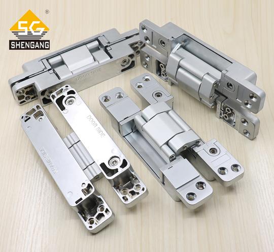 SG-HC105日本品牌三维可调隐藏合页铰链,厂家订制