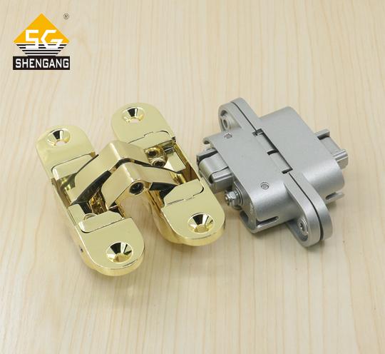 SG-HC102意式三维可调隐藏隐形静音合页铰链隐藏式门铰
