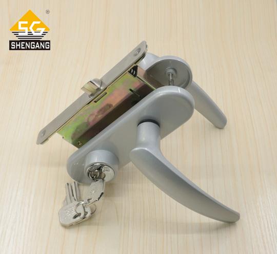 SG-LRS01L04日本简约室内木门静音日式门锁松下大建锁具通世泰