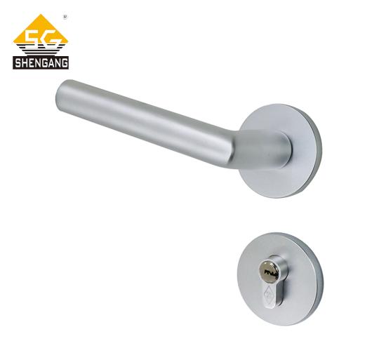 SG-L-S-F0910户内门铝合金门锁工程家装门锁